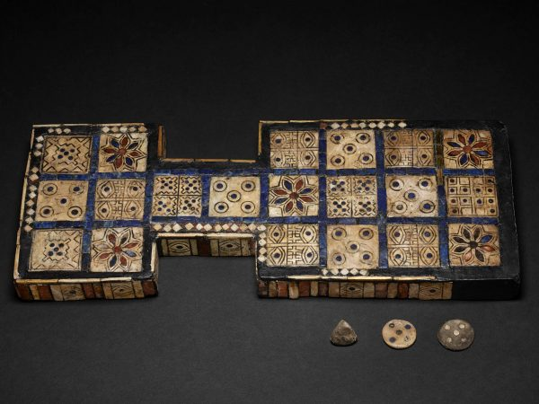Royal Game of Ur - British Museum - 1928,1009.379.a