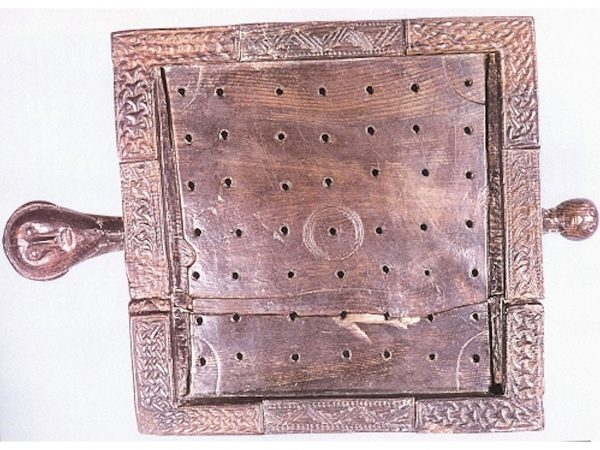 Ballinderry Game Board - National Museum of Ireland